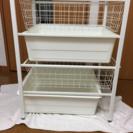 ★無料 IKEA 収納ケース 箱付き 8/4までにお引き取り頂ける...