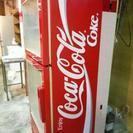 コカコーラ冷蔵庫