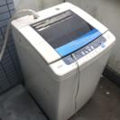 洗濯機アクア中古7kg2012製
