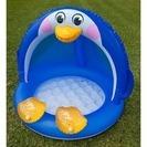 ペンギンのベビープールです