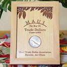Hawaii-Maui Coin Disply1