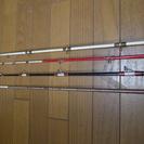 船釣用竿 湾フグ 野毛屋健琉3 自作竿2本 制作途中1本 計4本