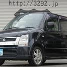 【誰でも車がローンで買えます】H16 ワゴンR FXリミテッド 黒...