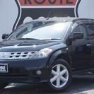 【誰でも車がローンで買えます】H18 ムラーノ 350XV 黒 完...