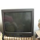 東芝ブラウン管テレビ