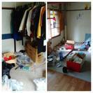 不用品回収 ゴミ処分 お部屋丸ごと片付け掃除 札幌市便利屋タクミ