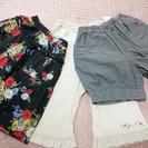 女の子用服セット