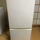 シャープ 137L 冷蔵庫 2008年製