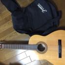 タカミネのクラシックギター
