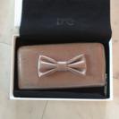 新品未使用 D&G 長財布