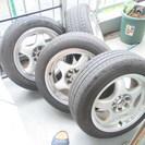 OZの7J-15インチホイールとタイヤです。PCD、100と110...