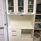 【中古品】ニトリ 食器棚 直接引取のみ対応