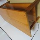 【2段式・木製-テーブル】応接用~ちゃぶ台迄・多目的に■上塗り・塗...