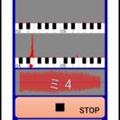 声の高さを測定するツール
