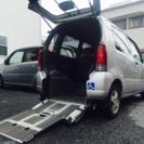 支払い総額148000円 福祉車両 車椅子スロープ 車検付 ワゴンR