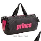 美品 prince ドラムバッグ 黒×ピンク