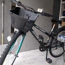26インチ ジュニア自転車