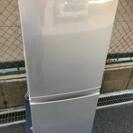 状態良好 シャープ 2ドア冷蔵庫 SJ-D14A-S 2015年製...