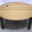 サントリー 樽テーブル ちゃぶ台