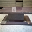 【モデルルーム展示使用品】テレビボード 美品 ダークパープル W8...