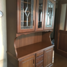 大至急‼️実家引越家具処分  食器棚