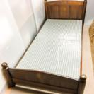 シングルベッドフレーム LC071204