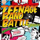 【急募】U20向け無料イベント「TEENAGE BAND BATT...