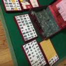 麻雀牌 マット   セット