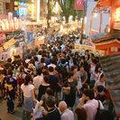 神楽坂祭り2017で盛り上がりまし...