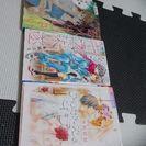 フラワーコミックス3冊