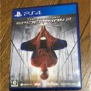 スパイダーマン PS4ソフト
