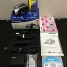 【完備品】Panasonic デジタルハイビジョンビデオカメラ HS9