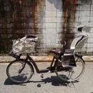 アンジェリーノ 子供のせ自転車
