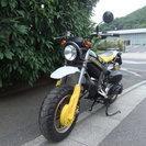 スズキ ストリートマジックⅡ 実動中古車 走行距離少なめ バッテリ...