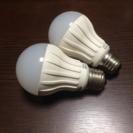 無印良品 LED電球 60ワット