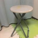 中古、折りたたみ椅子