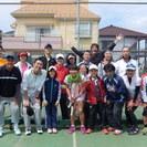 誰でも一回から!テニスを始めよう!