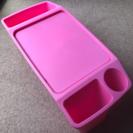 【差し上げます】子供用 机 キッズ テーブル ピンク