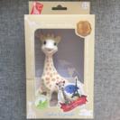 【取引中】新品!キリンのソフィー  歯固め フランス おもちゃ