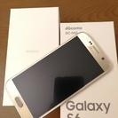 【値下げ】ドコモ スマホ Galaxy S6 SC-05G