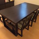 ニトリ ダイニングテーブルセット