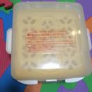 ピジョン 電子レンジスチーム哺乳瓶消毒容器  西松屋チェーンオリジナル