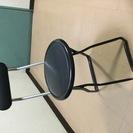 折り畳みスティール椅子