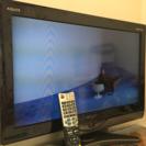 【値下げ】シャープAQUOS液晶テレビ 26インチ