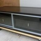 シグマA.P.O テレビボード 幅110㎝ 中古品