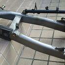 ヤマハジールFZX250スイングアーム