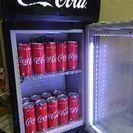(珍品)コカ・コーラの卓上型冷蔵庫