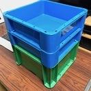 業務用運搬ボックス 3個