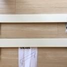 子ども落下防止 ベッドガードレール2個 IKEA