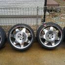 19インチ タイヤ&ホイルセット レアマイスターベルターニ